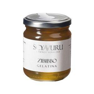 Gelatina di vino IGT SICILIA Zibibbo