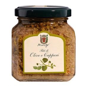 Pâté di Olive e Capperi
