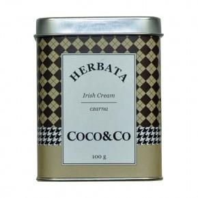Czarna herbata Irish Cream