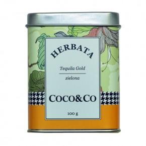 Zielona herbata Tequila Gold
