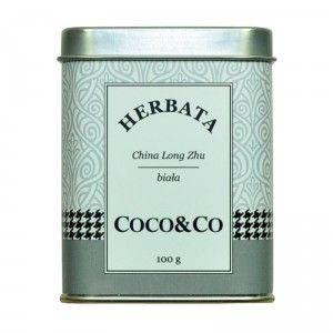 Biała herbata China Long Zhu