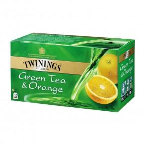 Green Tea & Orange