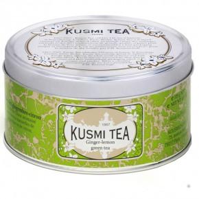 Ginger Lemon Green Tea