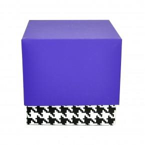 Violet Sweet Cube