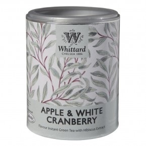 Apple & White Cranberry Instant Green Tea Drink