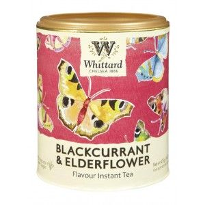 Blackcurrant & Elderflower Flavour Instant Tea Drink