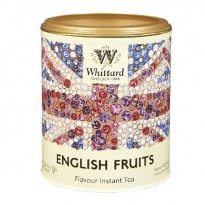 English Fruits Flavour Instant Tea Drink