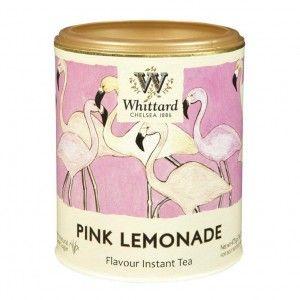 Pink Lemonade Flavour Instant Tea Drink