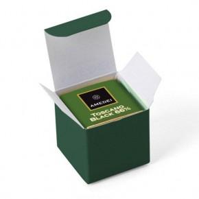 Box with 6 napolitains Dark Chocolate Toscano Black 66%