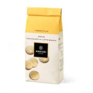 Gocce White Milk Chocolate