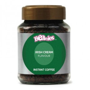 Irish Cream Flavoured Instant Coffee