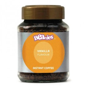 Vanilla Flavoured Instant Coffee