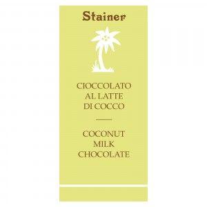 Cioccolato al Latte di Cocco