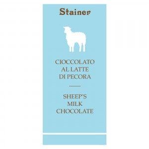 Cioccolato al Latte di Pecora