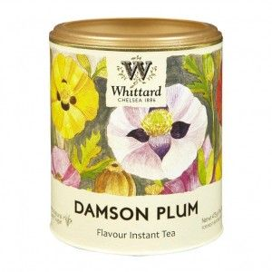Damson Plum Flavour Instant Tea Drink
