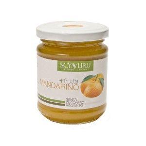 Marmellata di Mandarine senza zucchero