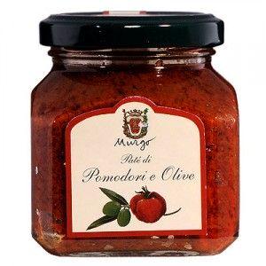 Pâté di Olive e Pomodori